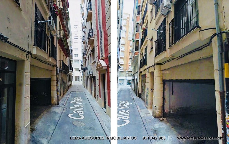 Vista del plano del Piso en venta de Calle Rejas- lema asesores