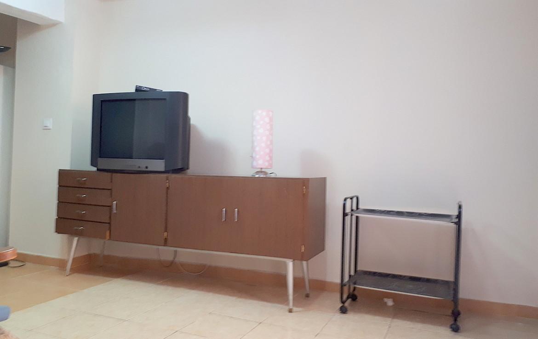 Vista del televisor del Piso en venta de Calle Calixto III- lema asesores